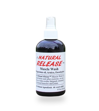 Natural Release™ Muscle Wash 8 oz.