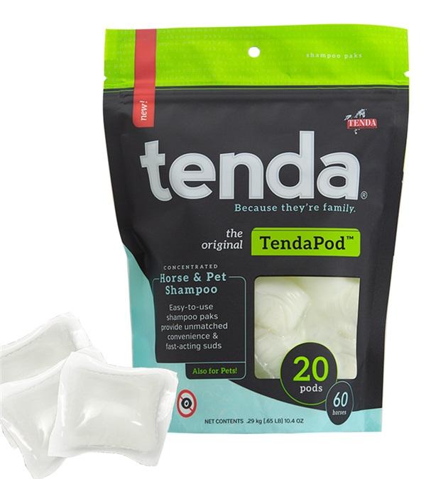 Tenda® TendaPod™ Concentrated Horse & Pet Shampoo