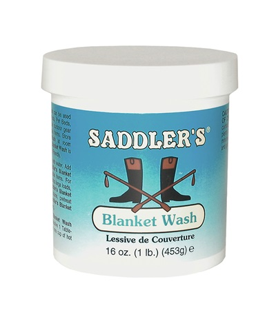 Saddler's® Blanket Wash 16 oz.