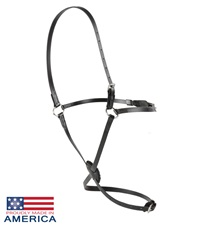Feather-Weight® Synthetic Figure 8 Race Halter