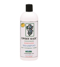 Cowboy Magic® Concentrated Rosewater Shampoo 32 oz.