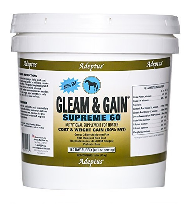 Adeptus® Gleam & Gain® Supreme 60 - 10 lbs.