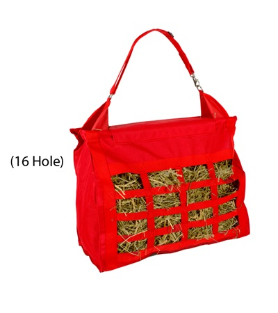 Slow Feed Hay Bag (16 Hole)
