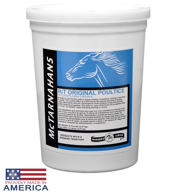 McTarnahans® R/T Original Poultice 5 lbs.