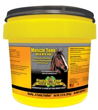 Finish Line® Muscle Tone™  2.12 lb.