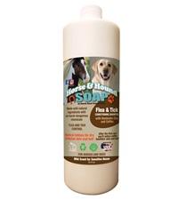 Horse & Hound Soap Flea & Tick Conditioning Shampoo 35 oz.