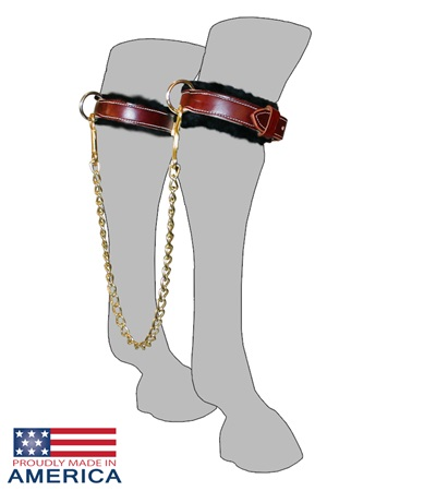Feather-Weight® Hock Kicking Chains