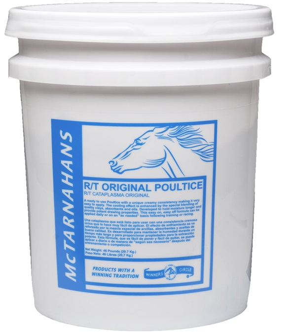 McTarnahans® R/T Original Poultice 46 lbs.