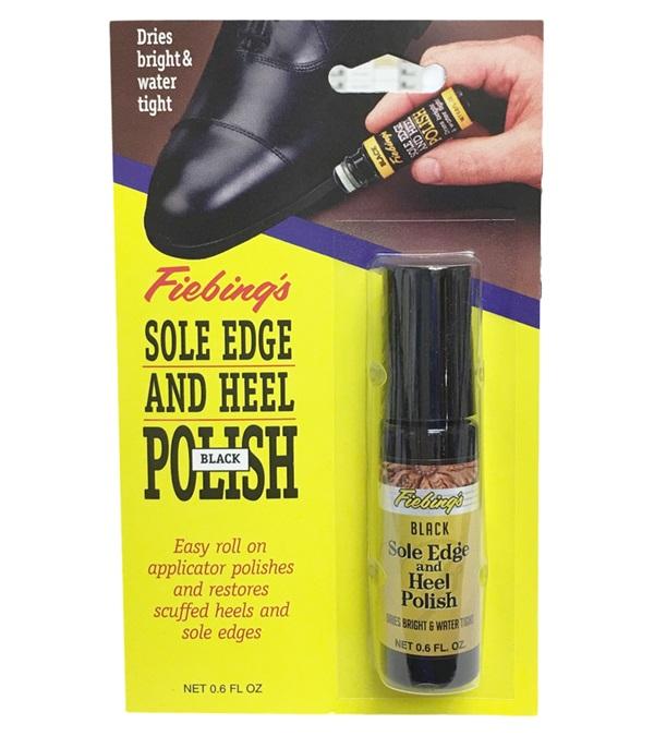 Fiebing's Sole Edge & Heel Polish 0.6 oz.