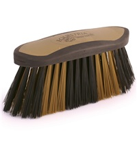 Equestria™ Sport Black & Gold Flick Brush 6-3/4""