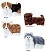 Zippy Paws Squeakie Pups Plush Dog Toy