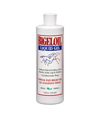 Bigeloil® Liquid Gel Liniment 14 oz.