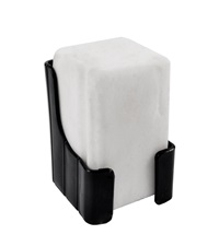 Salt Block Square Holder