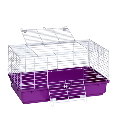 Small Animal Home with Bottom Tray