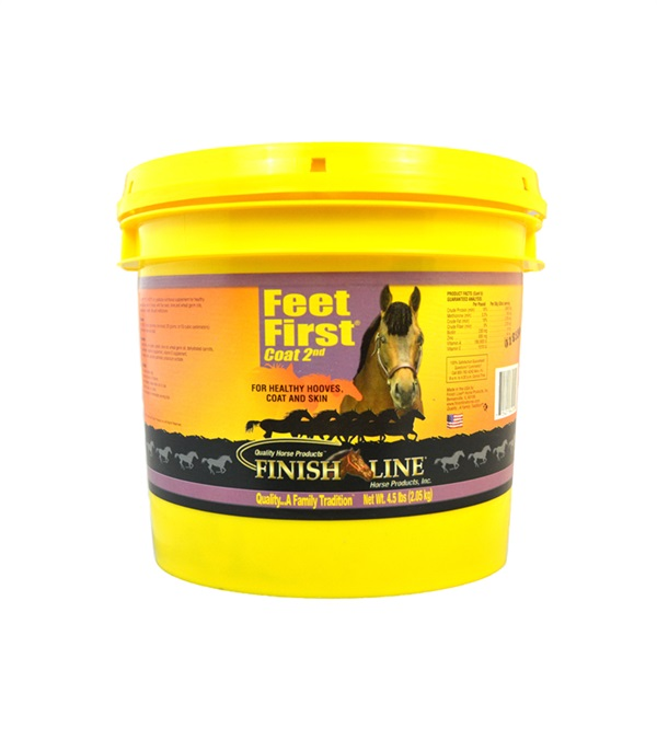 Finish Line® Feet First® 4.5 lb.