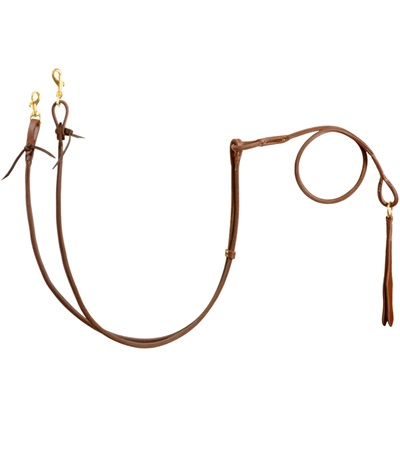 Leather Rommel Reins