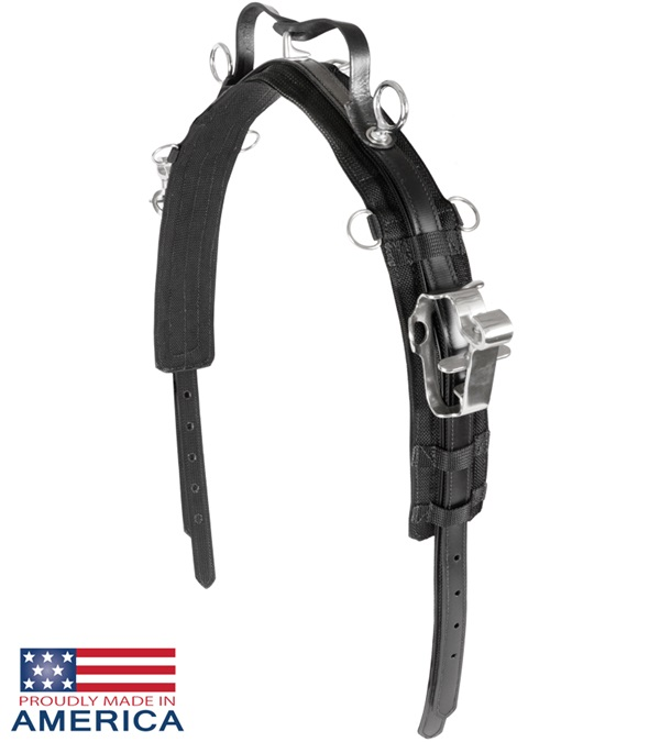 Feather-Weight® Saddle Only for #FW1600 Lite Weight Race Harness