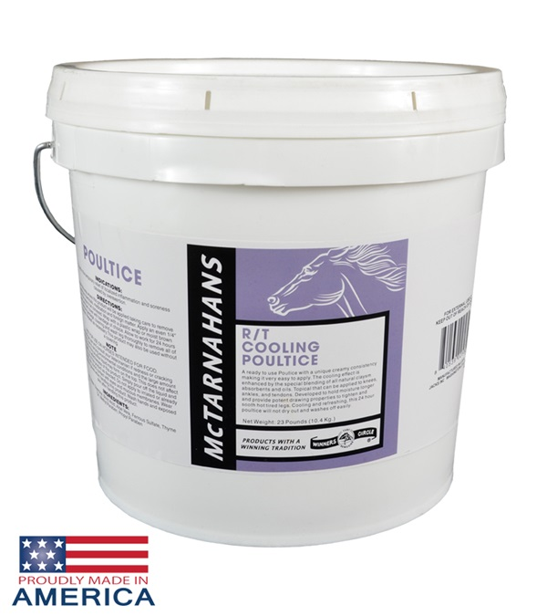 McTarnahans® R/T Cooling Poultice 23 lbs.