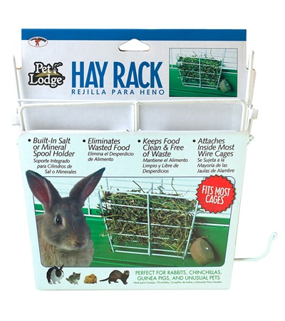 Pet Lodge™ Hay Rack