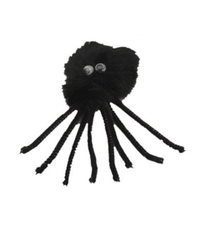 "Rascals® Furry Spider 6.5"""