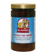 Dr. Shawn's Scoot No More™ 155 gm.