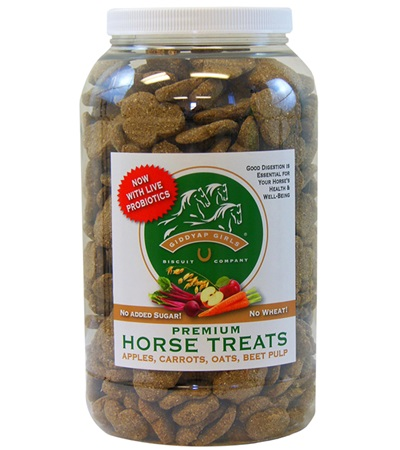 Giddyap Girls® Premium Horse Treats 56 oz.