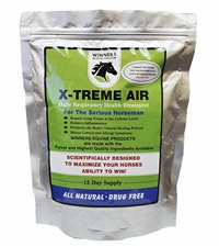 X-Treme Air Daily Respiratory Health Treatment 15 Day Supply