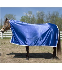 "Jacks Satin Award Cooler Taped & Bound 84"" x 90"""