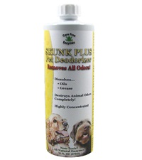 Carefree Enzymes Skunk Plus Pet Deodorizer 16 oz.