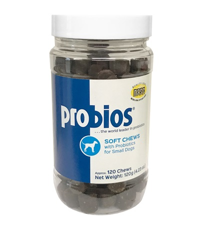 Probios® Soft Chews for Small Dogs