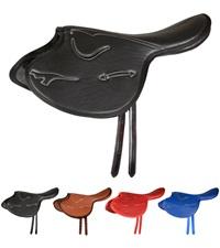 Leather Thoroughbred Jockey Saddle