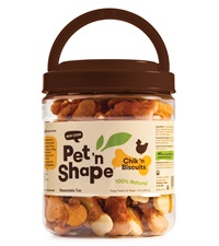 Pet 'n Shape® Chik 'n Biscuits All-Natural Dog Treats 16 oz.