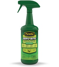Pyranha® Zero-Bite® Natural Insect Repellent 32 oz.