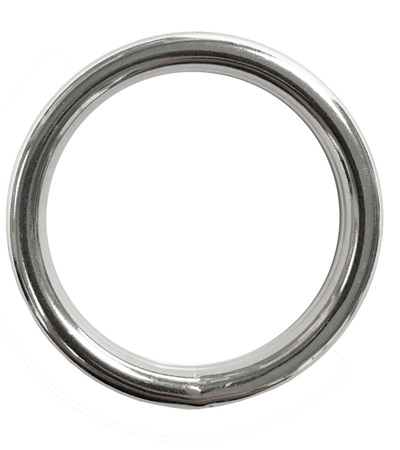 """Ring 3"""" Stainless Steel"""