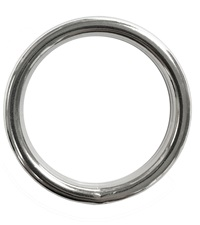 "Ring 3"" Stainless Steel"