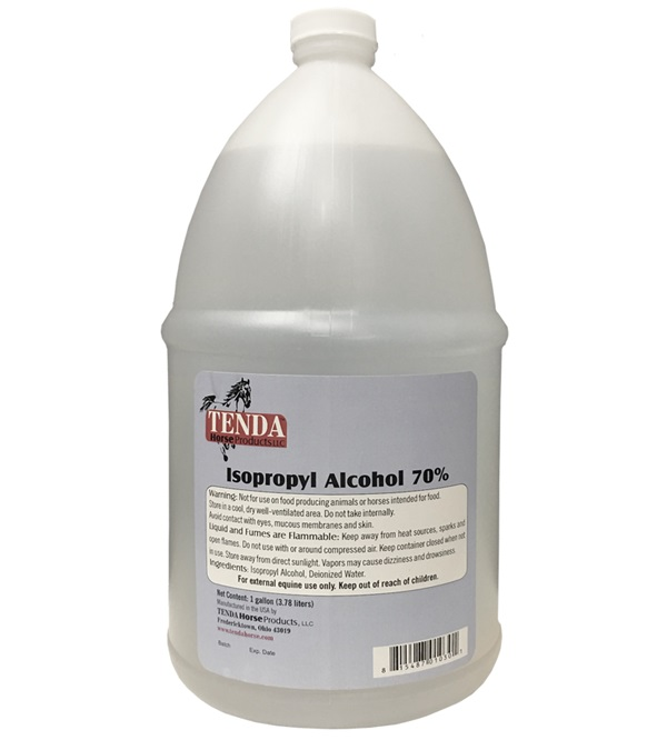 Tenda® Isopropyl Alcohol 70% Gallon