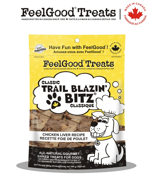 Trail Blazin' Bitz® Classic Dog Treats 10.6 oz. bag