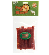 Pet 'n Shape® Lamb Strips All-Natural Dog Treats 3 oz.