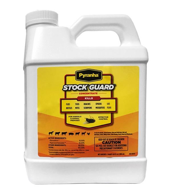 Pyranha® Stockguard® Concentrate 1/2 Gallon