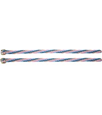 Multi Colored Nylon Braided Spur Straps