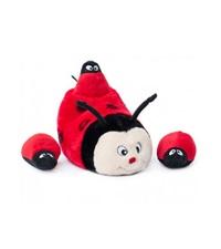 Zippy Paws Slipper Nest Plush Dog Toy