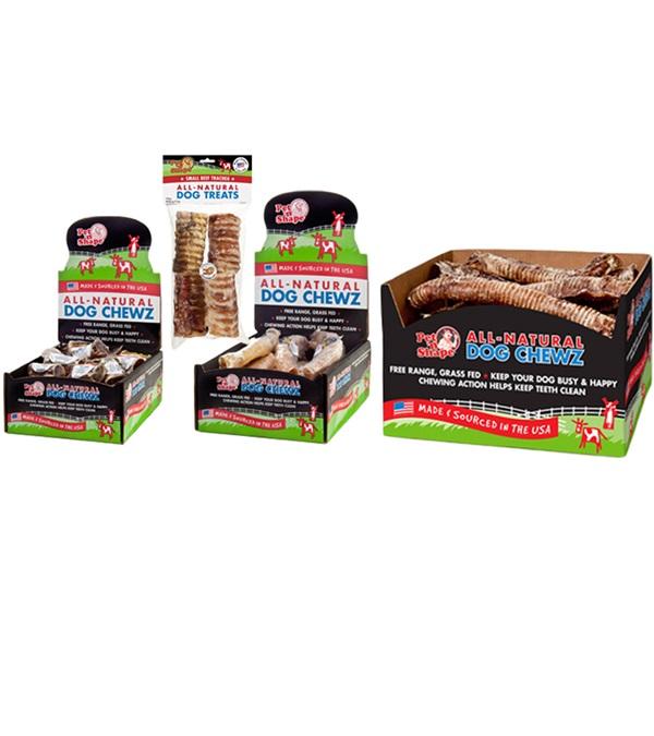 Pet 'n Shape® Beef Trachea All-Natural Dog Treats