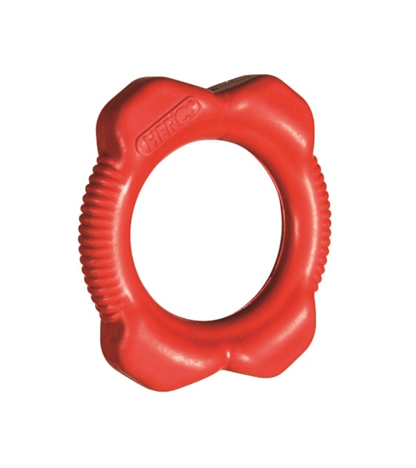 Hero Rubber Ring Toy