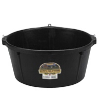 Electric Bicycle Accessories Large Feed Tub 30 Qt.