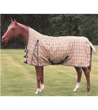 5/A Baker® Hi-Neck Medium Weight Turn Out Blanket 200 Gram