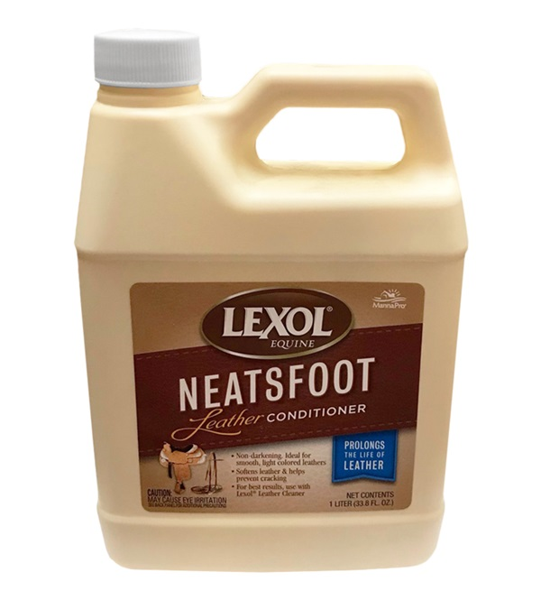 Lexol NF® Neatsfoot Leather Dressing 1 liter
