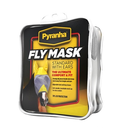 Pyranha® Fly Mask with Ears