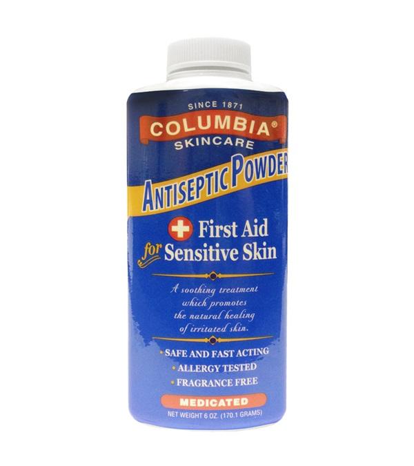 Columbia® Medicated Antiseptic Powder 6 oz.