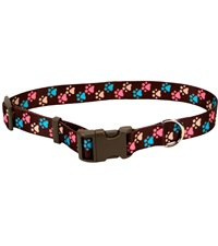 Pet Attire® Styles Adjustable Collar 1""