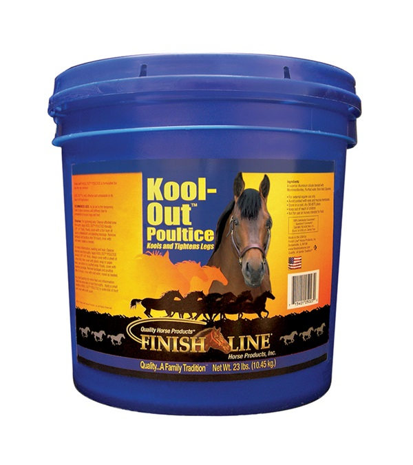 Finish Line® Kool-Out™ Poultice 23 lb.